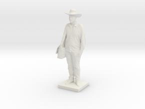 Printle T Homme 497 - 1/24 in White Natural Versatile Plastic