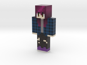 _Nanu | Minecraft toy in Natural Full Color Sandstone