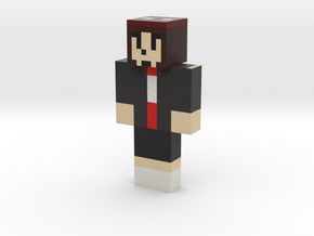 Clarakeet | Minecraft toy in Natural Full Color Sandstone