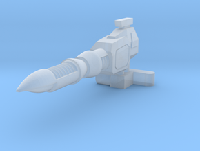 Rocket Launcher for Newage Manero (Legends scale J in Smoothest Fine Detail Plastic