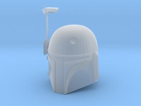 Boba Fett ESB Helmet 1/6th Scale With Visor in Smooth Fine Detail Plastic