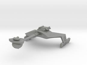 3125 Scale Klingon D7B Battlecruiser WEM in Gray PA12