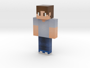 Crashur | Minecraft toy in Natural Full Color Sandstone
