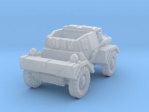 Daimler Dingo mk1 (open) 1/285 in Smooth Fine Detail Plastic