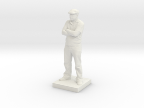 Printle C Homme 621 - 1/24 in White Natural Versatile Plastic