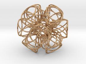 Universe Akasha Memory Radiation in Polished Bronze