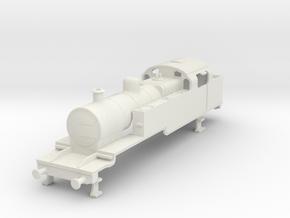 b-87-lms-fowler-2-6-2t-loco in White Natural Versatile Plastic