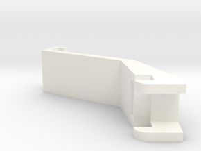 Anafi Tab 8in in White Processed Versatile Plastic