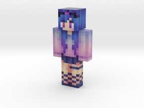 williams | Minecraft toy in Natural Full Color Sandstone