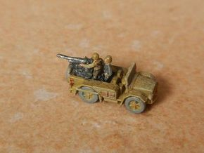 Italian Camionetta AS 43 1/285 6mm in Smooth Fine Detail Plastic