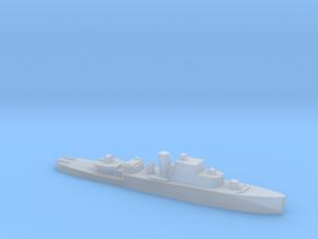 HMS Grimsby 1:1800 WW2 escort sloop in Smoothest Fine Detail Plastic