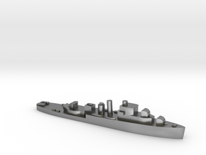 HMS Bittern 1:1800 WW2 sloop in Natural Silver