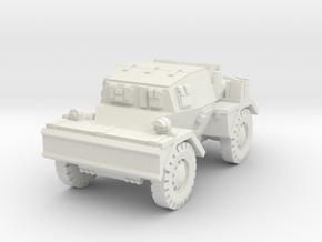 Daimler Dingo mk2 (closed) 1/56 in White Natural Versatile Plastic