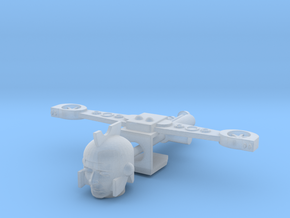 Kreon Space Glider Kit in Smooth Fine Detail Plastic