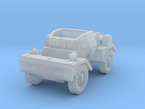 Daimler Dingo mk3 1/87 in Smooth Fine Detail Plastic