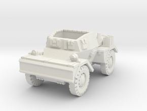 Daimler Dingo mk3 1/76 in White Natural Versatile Plastic