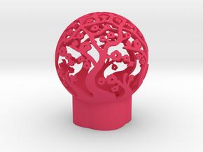 CherryTreeLight in Pink Processed Versatile Plastic
