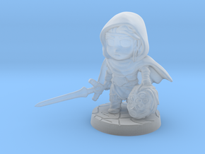 Chibi Dusk Slayer in Smooth Fine Detail Plastic