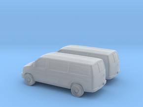1/148 2003-14 Chevrolet Express Van in Smooth Fine Detail Plastic