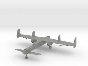 (1:144) Focke-Wulf Fw 42 Early Design (Gear down) in Gray PA12