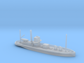 1/700 Scale Steam Tanker Ondee 1934 in Smooth Fine Detail Plastic