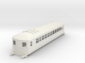 o-87-gnri-railcar-b in White Natural Versatile Plastic