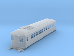 o-148fs-gnri-railcar-b in Smooth Fine Detail Plastic