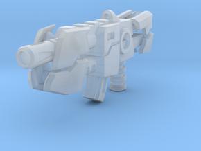 Assault Rifle 1 in Smoothest Fine Detail Plastic