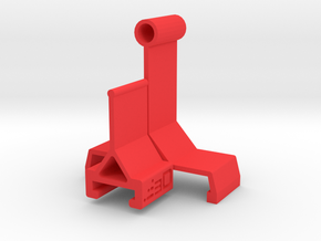 Iron Sights for Nerf Rival Apollo XV-700 in Red Processed Versatile Plastic
