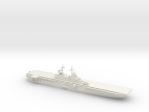 Wasp LHD, 1/1800 in White Natural Versatile Plastic