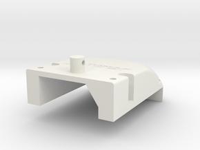 yokomo-870c-front-cover in White Natural Versatile Plastic