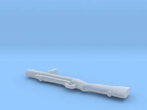 M79 Grenade Launcher (1:48 Scale) in Smoothest Fine Detail Plastic