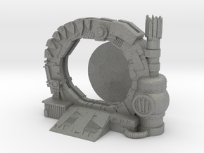 Space Orks Portal Terrain  in Gray PA12