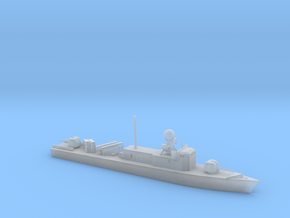 1/1250 Scale German Albatros 143 Class Patrol Ship in Smooth Fine Detail Plastic