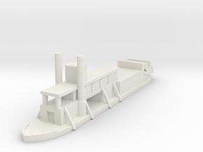 1/600 CSS Grampus in White Natural Versatile Plastic