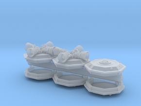 BYOS ADD ON STABYLIZER W DOCKING NANO in Smooth Fine Detail Plastic