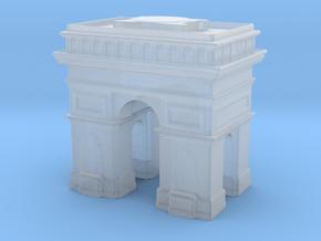 Arc de Triomphe 1/1200 in Smooth Fine Detail Plastic