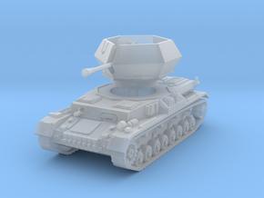 Flakpanzer IV Ostwind 1/72 in Smooth Fine Detail Plastic