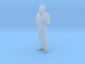 Printle C Homme 842 - 1/50 - wob in Smooth Fine Detail Plastic