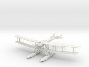 Gotha UWD 144th Scale in White Natural Versatile Plastic