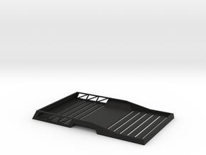 UTR001 Universal Roof Rack in Black Natural Versatile Plastic