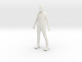 Printle C Homme 751 - 1/12 - wob in White Natural Versatile Plastic