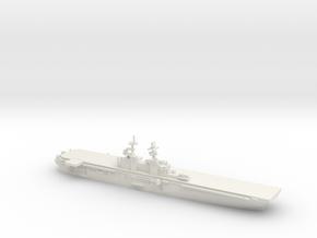 USS Makin Island (LHD-8), 1/2400 in White Natural Versatile Plastic