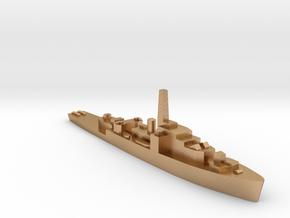 HMS Loch class 1:2400 WW2 frigate in Natural Bronze