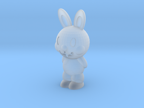 [1DAY_1CAD] BUNNY in Smooth Fine Detail Plastic