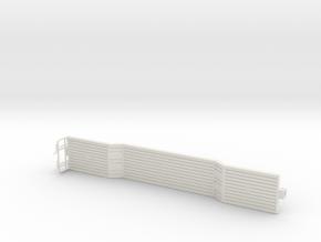 wengernalpbahn sklp w 850 guterwagen h0e in White Natural Versatile Plastic