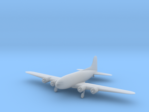 Boeing 307 Stratoliner - Zscale in Smooth Fine Detail Plastic
