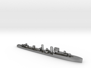 HMS Codrington 1:1800 WW2 destroyer in Natural Silver