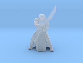 Star Wars Elite Praetorian Guard with Spear figure in Smooth Fine Detail Plastic