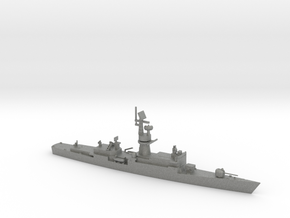 1/1250 Scale Baleares class Missile Frigate Modifi in Gray PA12